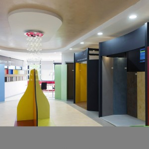 showroom resine Elekta