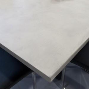 ripiano tavolo riunioni in resina