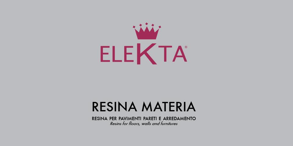 Elekta linea resine for Resina elekta