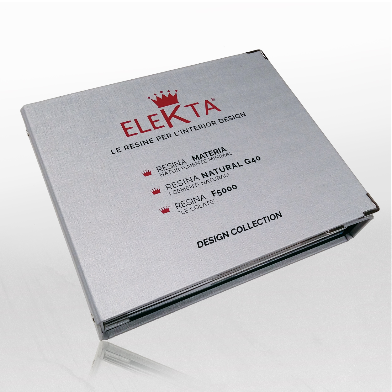 Book mini book elekta linea resine elekta linea resine for Resina elekta