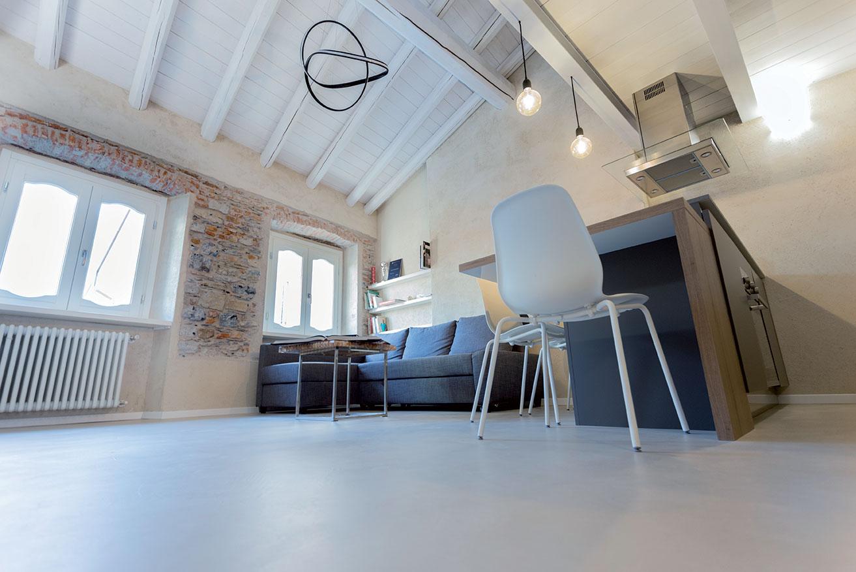 Ristrutturare la casa con le resine Elekta: Pastellone 2.0