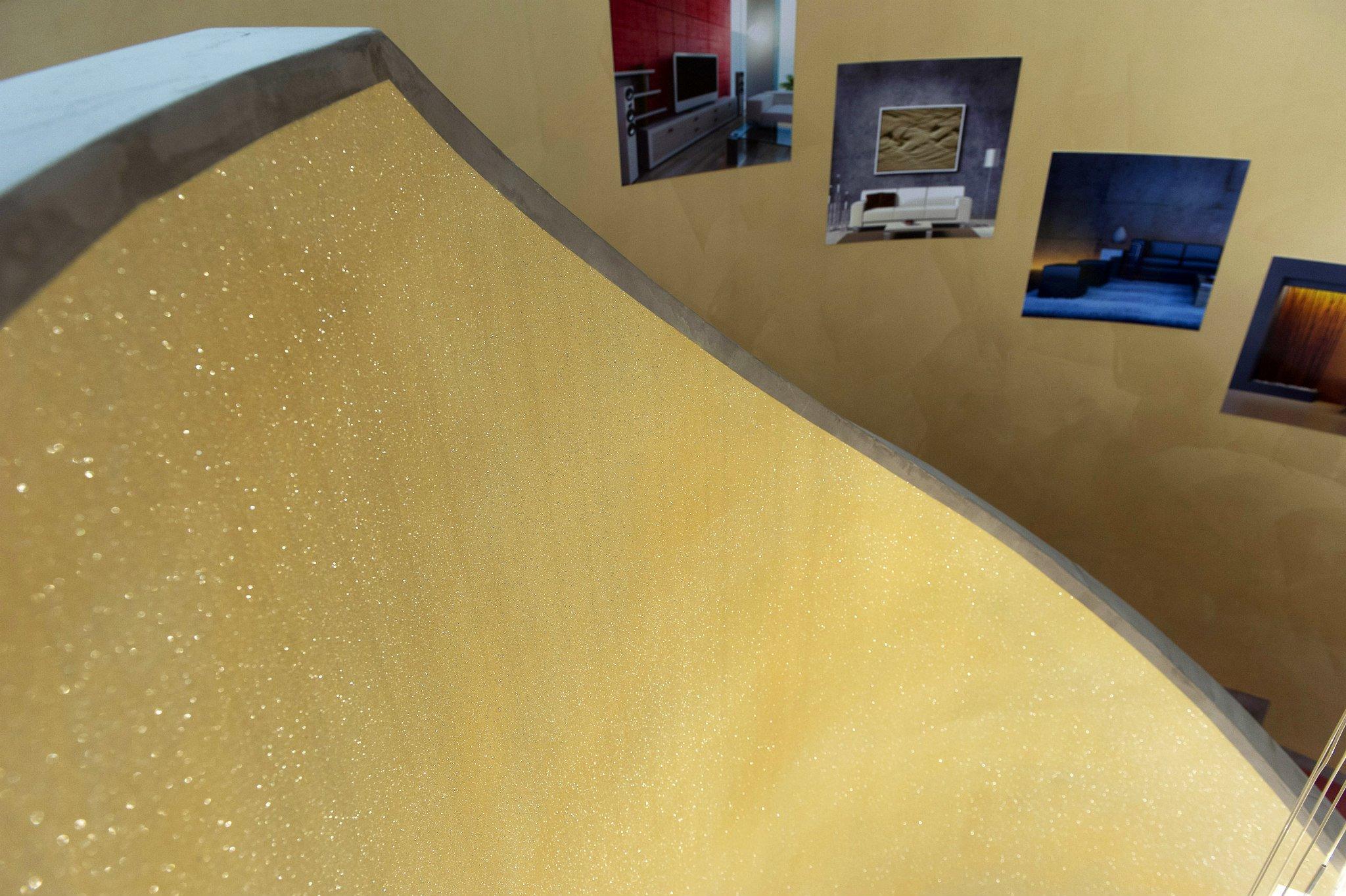 showroom resina glitter