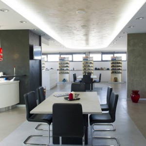 showroom resine pavimenti