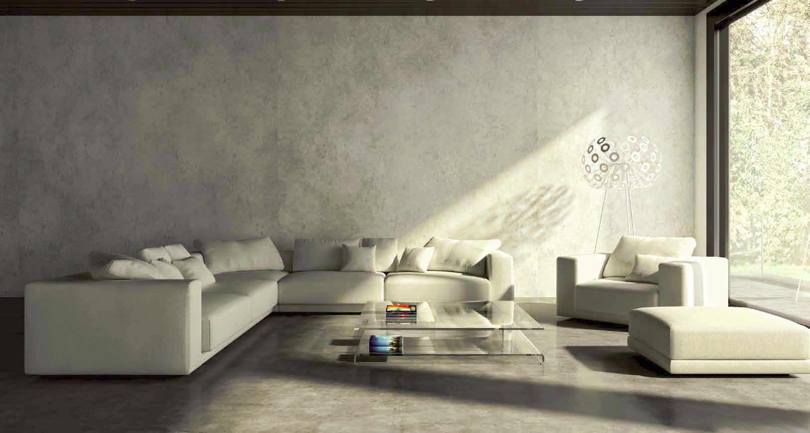 Pavimento del soggiorno moderno