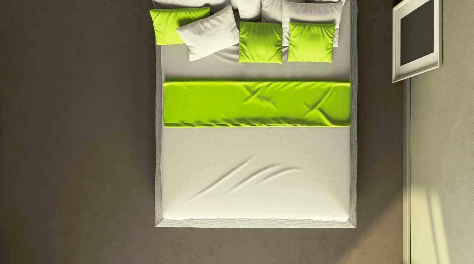 Resina per pavimenti camera da letto alt